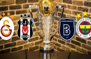 Türkiye Süper Lig Başlıyor